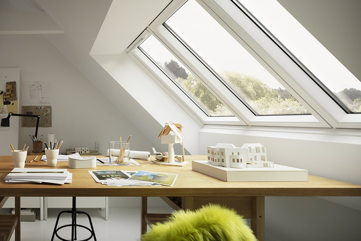 "VELUX Studio-Fenster ""3 in 1"""