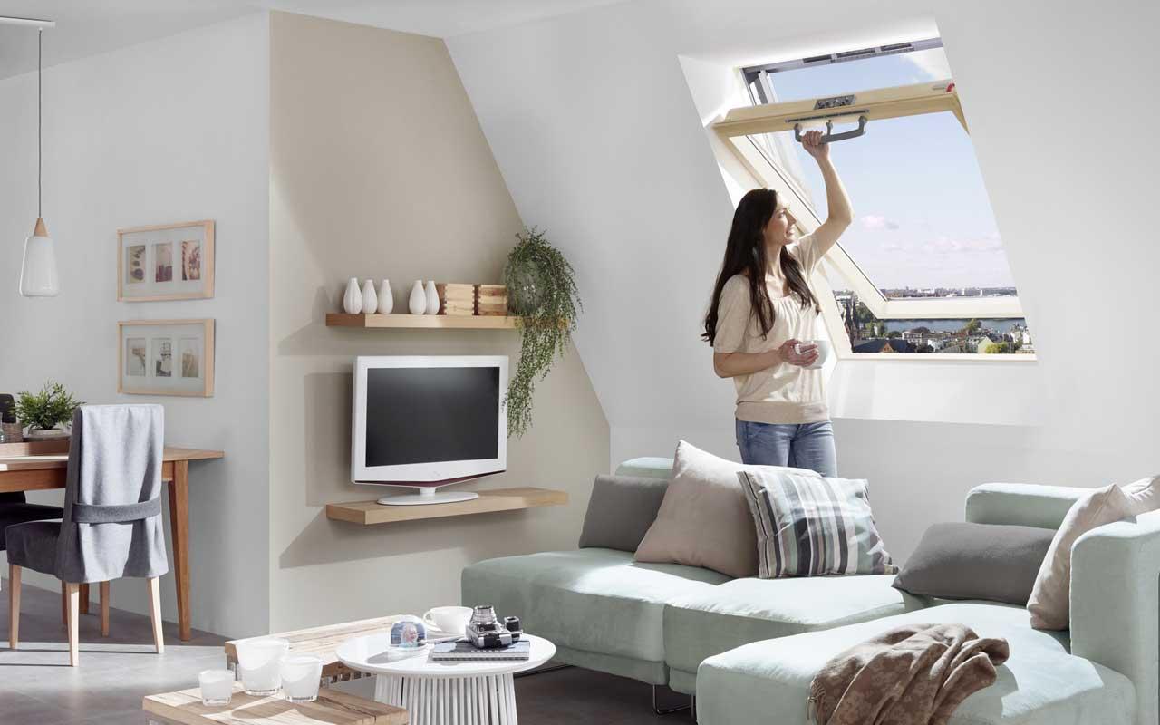beautiful dachfenster einbauen vorteile ideen ideas - barsetka ... - Dachfenster Einbauen Vorteile Ideen