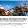 Bericht der Marbacher Zeitung