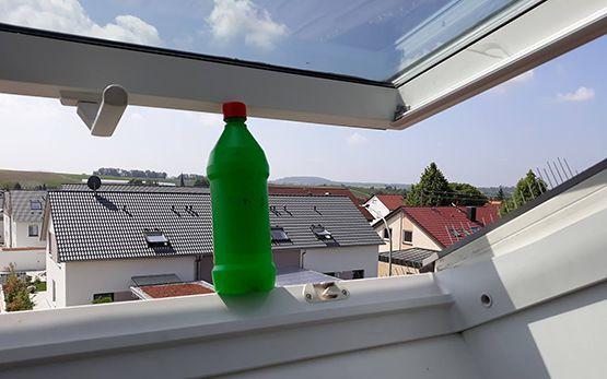 dachfenster feder ausgeleiert