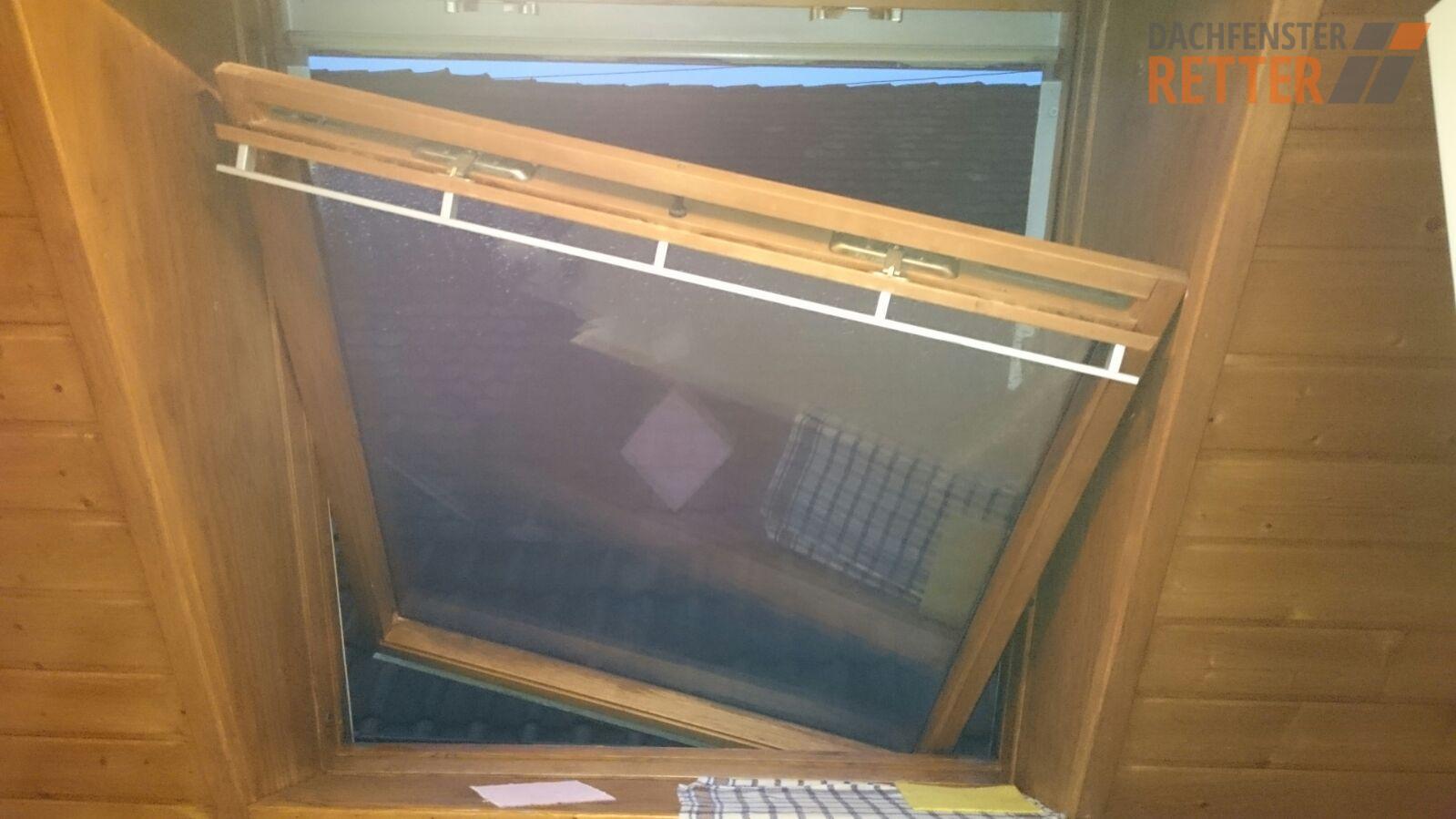 Favorit ups, können Sie uns helfen? VELUX - Dachfenster-Retter WW54