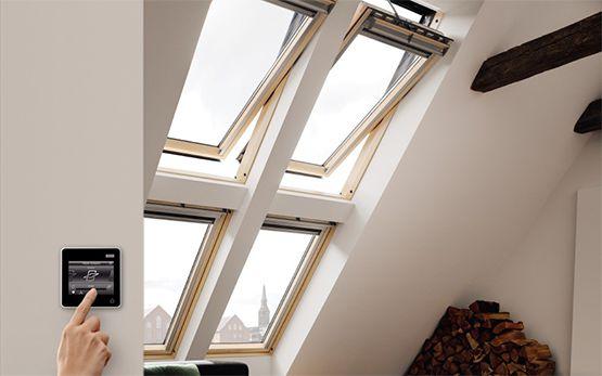fernbedienung dachfenster